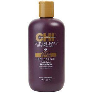 CHI Deep Brilliance Optimum Moisture Shampoo x2